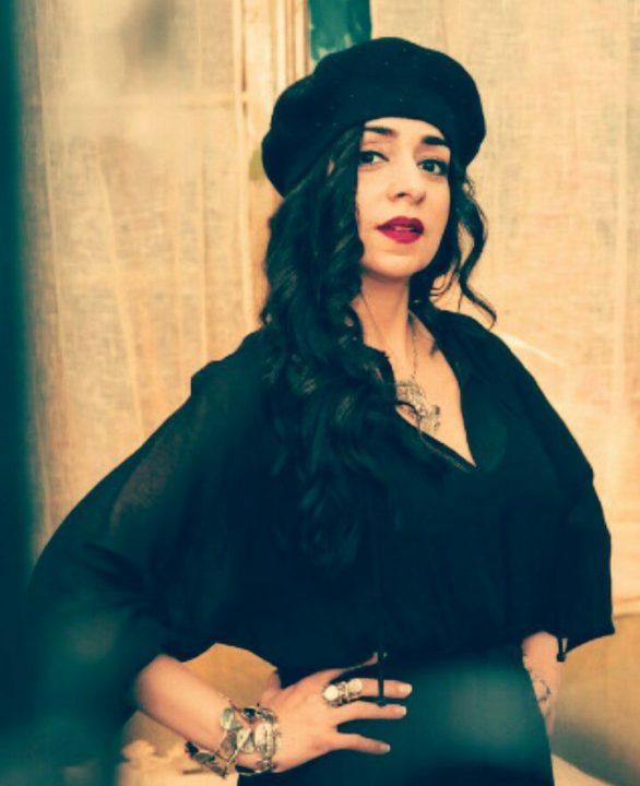 Jewellery designer Sarah Abdel Azim